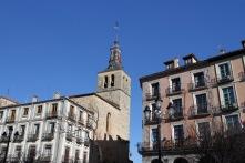 Plaza Mayor, Segovia, Spain