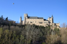 Alcázar, Segovia, Spain