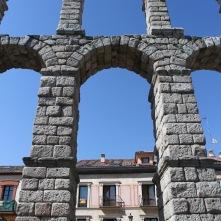 Segovia aqueduct, Spain