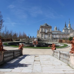 Royal Palace of La Granja de San Ildefonso, Spain