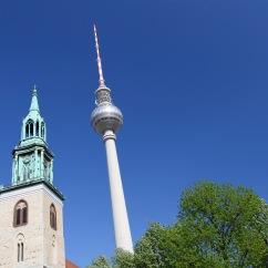 Alexanderplatz, Berlin, Germany