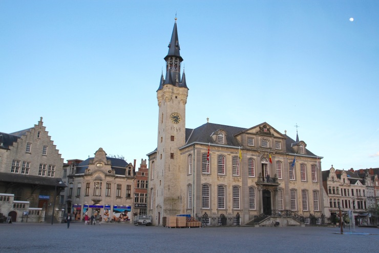 Lier Belfry and Town Hall, Lier, Belgium