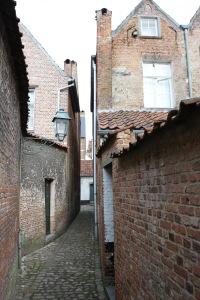Beguinage, Lier, Belgium