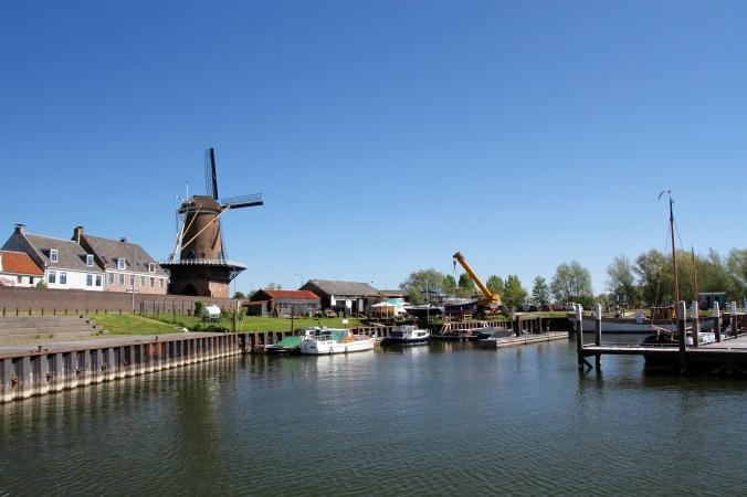 Wijk bij Duurstede, Gelderland, Netherlands