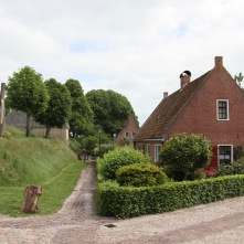 Fort Bourtange, Netherlands