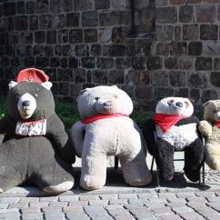 Bears, Berlin, Germany