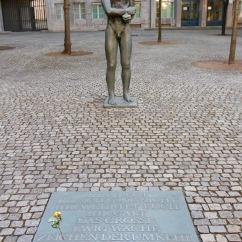Memorial to German resistance to Nazism, Berlin, Germany