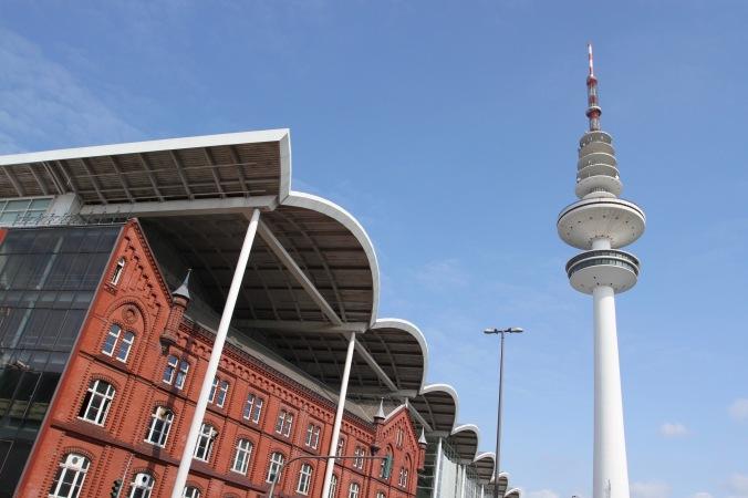 Heinrich-Hertz-Tower, Hamburg, Germany