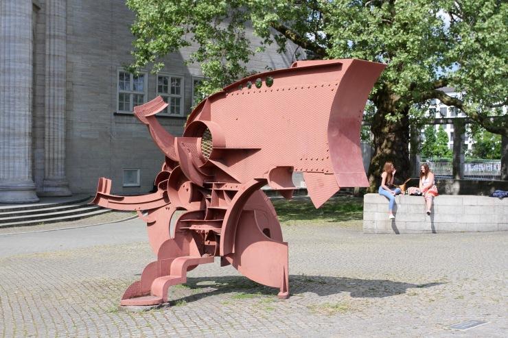 Museum Mile, Hamburg, Germany