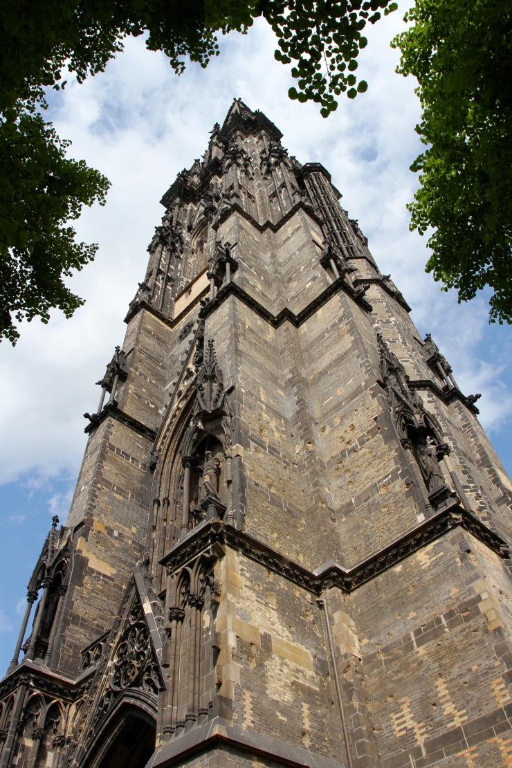 St. Nicholas' Church, Hamburg, Germany