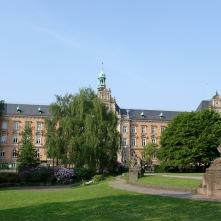 Law courts, Hamburg, Germany