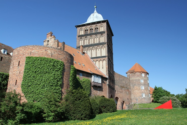 Burgtor, Lübeck, Germany