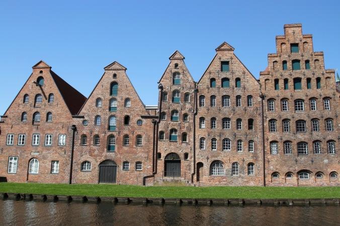 Salzspeicher, Lübeck, Germany