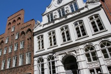 Thomas Mann Haus, Lübeck, Germany
