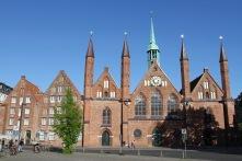 Heiligen-Geist-Hospital, Lübeck, Germany