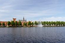 Pfaffenteich, Schwerin, Germany