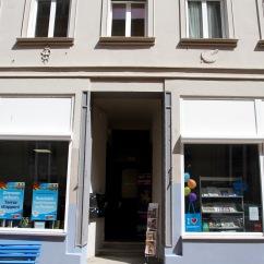 AfD office, Schwerin, Germany