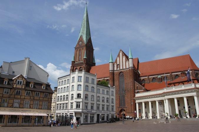 Am Markt, Schwerin, Germany