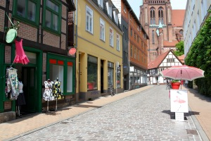 Old Town, Schwerin, Germany