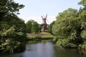 Windmill, Bremen, Germany