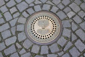 Bremer Loch, Altstadt, Bremen, Germany
