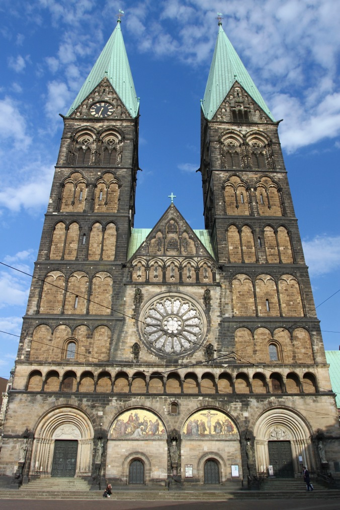 Cathedral of Saint Peter, Altstadt, Bremen, Germany