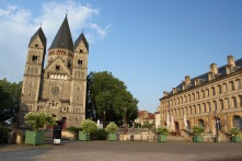 Temple Neuf, Metz, France