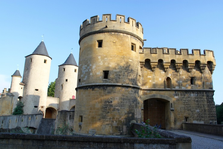 Porte des Allemands, Metz, France