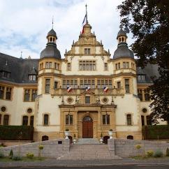 Palais du Gouverneur, Metz, France