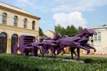 Jardin de l'Esplanade, Metz, France