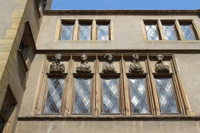 La Maison des Têtes, Metz, France