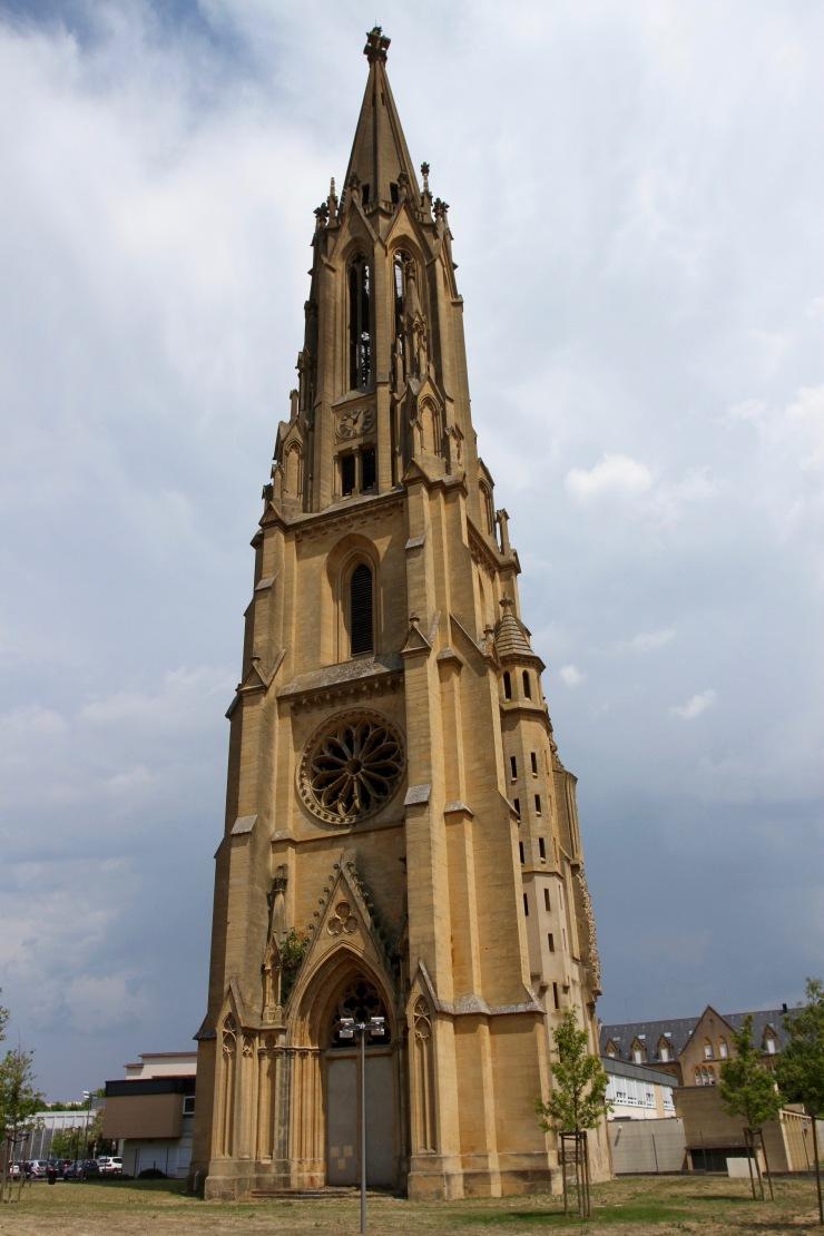 Temple de Garnison, Metz, France