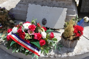 Charles de Gaulle's cemetery, Colombey-les-deux-Églises, France
