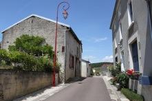Côte des Bar champagne route, France
