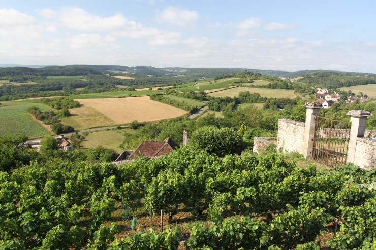 Vézelay, France