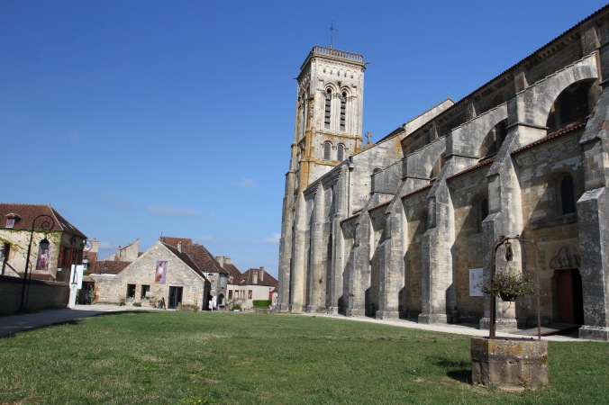 Abbey, Vézelay, France