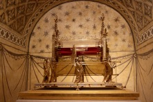 The remains of Mary Magdalene? Vézelay, France