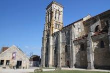 Abbey, Vézelay, France