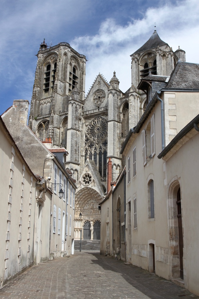 Cathédrale Saint-Étienne, Bourges, France