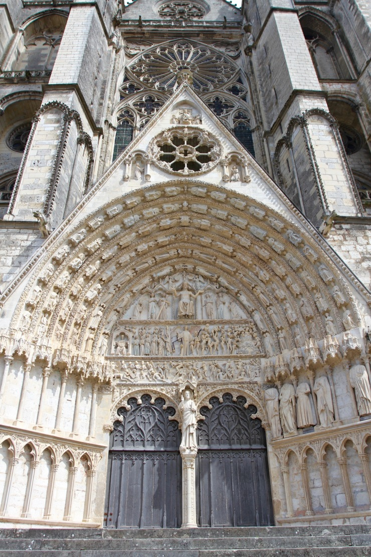 Cathédrale Saint-Étienne, Bourges, France
