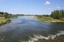 River Loire, Amboise, Loire Valley, France