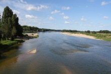 River Loire, Amboise, France