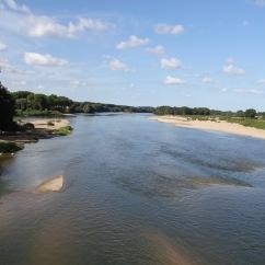 River Loire, Amboise, France