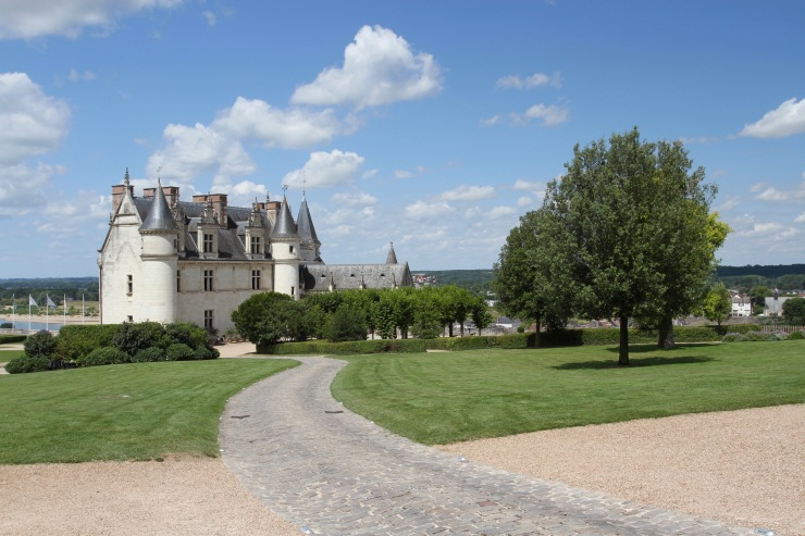 Château d'Amboise, Amboise, Loire Valley, France