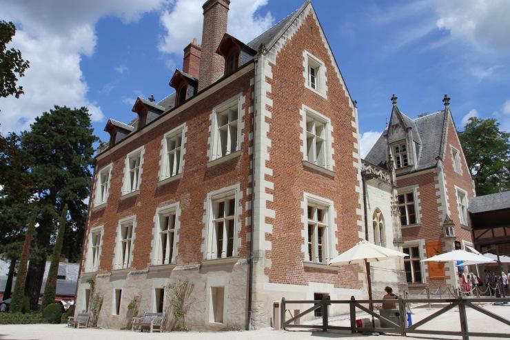Château du Clos Lucé, Loire Valley, Amboise, France