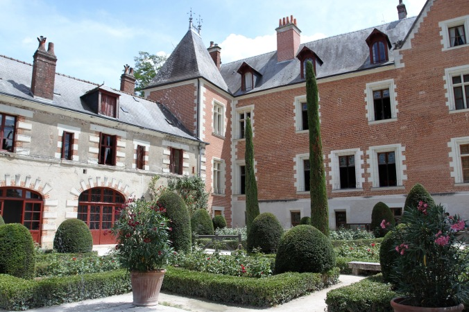 Leonardo da Vinci's Château du Clos Lucé, Amboise, France