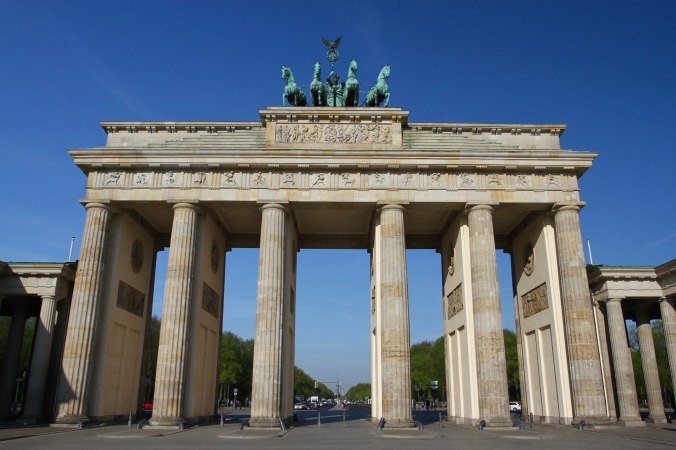Brandenburg Tor, Berlin, Germany