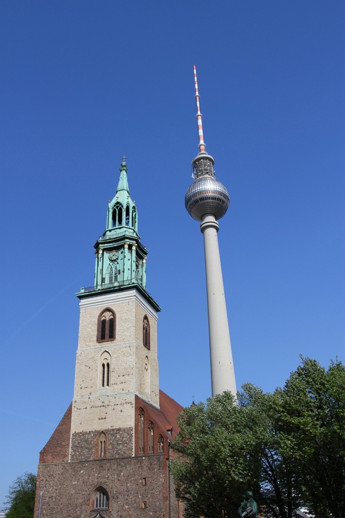 Berlin TV Tower, Berlin, Germany