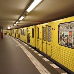 U-Bahn, Berlin, Germany