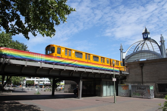 U-Bahn, Berlin, Germany
